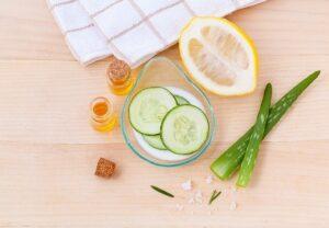 ingredients pour une fabrication de cosmétique naturel