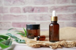 flacons pour cosmetique naturel