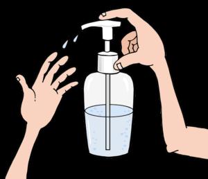 solution hydroalcoolique naturelle