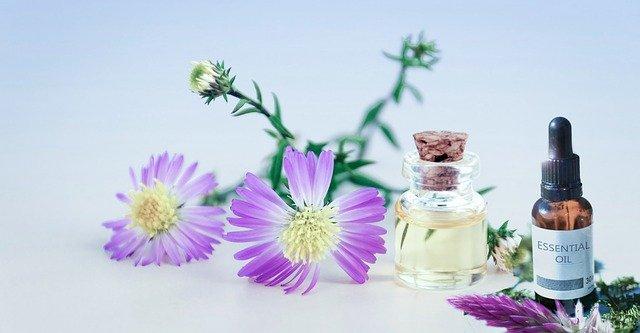 Les huiles essentielles anti-virales.